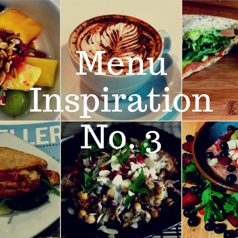 Simple And Clever Menu Inspiration 3